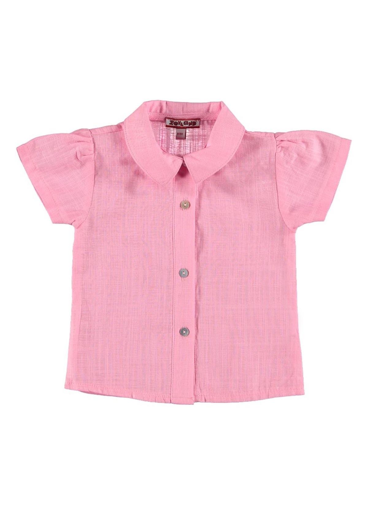 Kız Çocuk Zeyland Gömlek